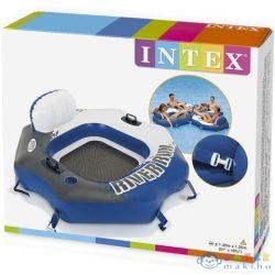 Riverrun Összecsatolható Vizifotel 130X126Cm (Intex, 58854EU)