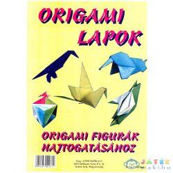 Origami Lapok A/4-Es Méret 20Db (Iskola, 267-002671)