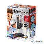Mikroszkóp 15 Kísérlettel (Játék Bolygó, BUKIMR400)