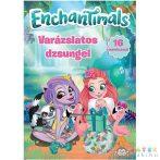 Enchantimals - Varázslatos Dzsungel Mesefüzet Matricákkal (JCS Média, )