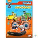 Mancs Őrjárat: Zuma Akcióban! Foglalkoztató Könyv (JCS Média, 841012)