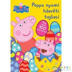 Peppa Malac - Peppa Nyami Húsvéti Tojásai (JCS Média, 9789634841951)