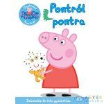 Peppa Malac: Gyakorold Peppával! – Pontról Pontra (JCS, 9789634842200)