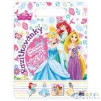 Disney Hercegnők Színező Füzet Nyomdákkal A4 (Jiri Models, 7832401)