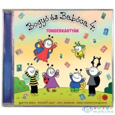 Bogyó És Babóca Hangoskönyv - Tündérkártyák (Kedd Kft., E11S20107BBIND)