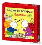Bogyó És Babóca Évszakok Társasjáték (Keller - Mayer, KM-713359)