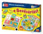 Játszva Megismerjük A Bevásárlást Társasjáték (Keller - Mayer, KM-713328)