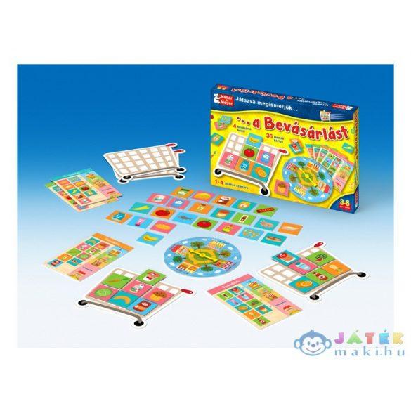 Játszva Megismerjük A Bevásárlást Társasjáték (Keller Mayer, 713328)