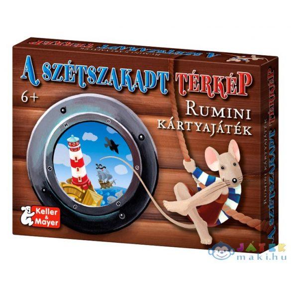 Rumini A Szétszakadt Térkép Kártyajáték (Keller Mayer, 713267)