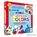 Bogyó És Babóca: Speed Colors Társasjáték (Kensho, K-BBB04)