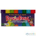 Brainbox Családi Társasjáték (Kensho, 93698)