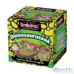 Brainbox: Dinoszauruszok Társasjáték (Kensho, 93638)