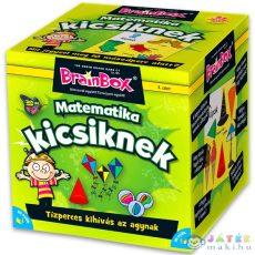 Brainbox Matematika Kicsiknek (Kensho, 93639)