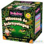Brainbox Mítoszok És Szörnyetegek Társasjáték (Kensho, 93659)
