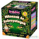 Brainbox: Mítoszok És Szörnyetegek Társasjáték (Kensho, 93659)