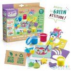 Canal Toys: Super Green Környezetbarát Festőkészlet (Kensho, ECO001)