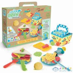 Canal Toys: Super Green Környezetbarát Piknik Gyurma Szett (Kensho, ECO008)