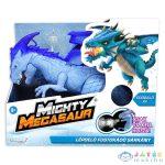 Dragoni: Hatalmas Megasaurusok - Lépdelő És Füstöt Okádó Sárkány (Kensho, 80074)
