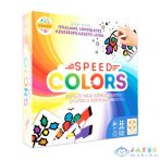Lifestyle: Speed Colors Társasjáték (Kensho, LS62845)