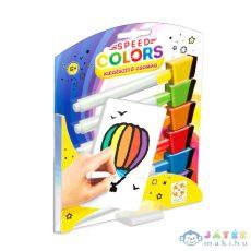 Lifestyle: Speed Colors Társasjáték Kiegészítő Csomag (Kensho, LS62838)