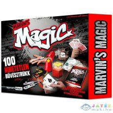 Marvins Magic: 100 Hihetetlen Bűvésztrükk (Kensho, MMB5703)