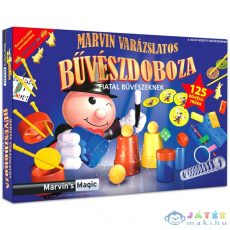 Marvins Magic: Bűvészdoboz 125 Trükkel (Kensho, MME001)