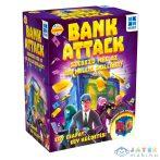 Megableu: Bank Attack Társasjáték (Kensho, K-678805)