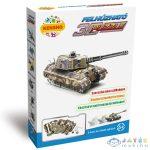 Tank Felhúzható 3D Puzzle (Kensho, HWMP-21)