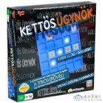 University Games: Kettős Ügynök Társasjáték (Kensho, K-01377)
