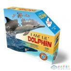 Wow: Formapuzzle Junior - 100 Db, Delfin (Kensho, 4006-Dolph)
