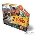 Wow: Formapuzzle Junior - 100 Db, T-Rex (Kensho, 4014-IAMTRex)