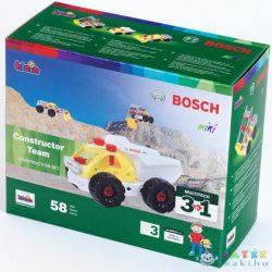 Bosh Építőipari Munkagépek 3 Az 1-Ben Építőjáték 58Db-os - Klein Toys (Klein Toys, 87928)