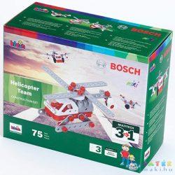 Bosh Helikopterek 3 Az 1-Ben Építőjáték 75Db-os - Klein Toys (Klein Toys, 87911K)