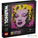 Lego Art: Andy Warhol'S Marilyn Monroe 31197 (Lego, 31197)