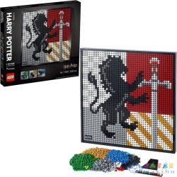 Lego Art: Harry Potter Hogwarts Címerek 31201 (Lego, 31201)