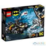 Lego Batman: Mr. Freeze Batmotoros Csata 76118 (Lego, 76118)