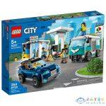 Lego City: Benzinkút 60257 (Lego, 60257)