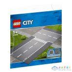 Lego City: Egyenes Útszakasz És T Elágazás 60236 (Lego, 60236)