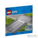 Lego City: Egyenes Útszakasz És T Elágazás 60236 (Lego, 6251816)