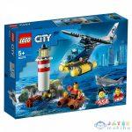 LEGO City - Elit Rendőrség Elfogás a világítótoronynál (Lego, 60274)