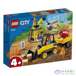 Lego City: Építőipari Buldózer 60252 (Lego, 60252)