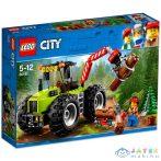 Lego City: Erdei Traktor 60181 (Lego, 60181)
