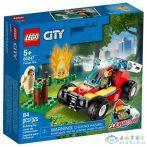 Lego City: Erdőtűz 60247 (Lego, 60247)
