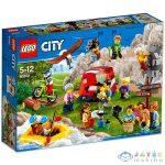 Lego City: Figuracsomag - Szabadtéri Kalandok 60202 (Lego, 60202)