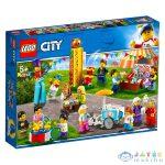 Lego City: Figuracsomag - Vidámpark 60234 (Lego, 60234)