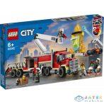 Lego City: Fire Tűzvédelmi Egység 60282 (Lego, 60282)