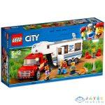 Lego City: Furgon És Lakókocsi 60182 (Lego, 60182)