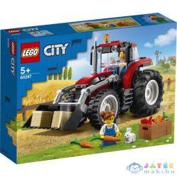 Lego City: Great Vehicles Traktor 60287 (Lego, 60287)