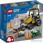 Lego City: Great Vehicles Útépítő Autó 60284 (Lego, 60284)