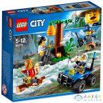 Lego City: Hegyi Szökevények 60171 (Lego, 60171)